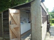 The Haven shed