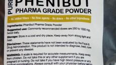 Hard Rhino Phenibut powder
