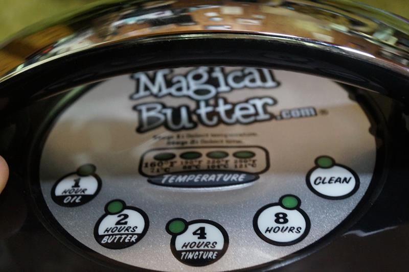 cannabutter maker machine