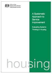 A Systematic Approach to Service Improvement2