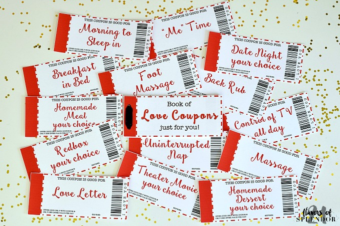 Free Printable Love Coupons The Perfect Gift Beyond Committed