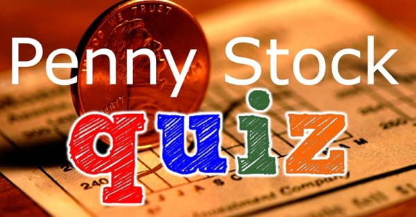Penny Stock Quiz