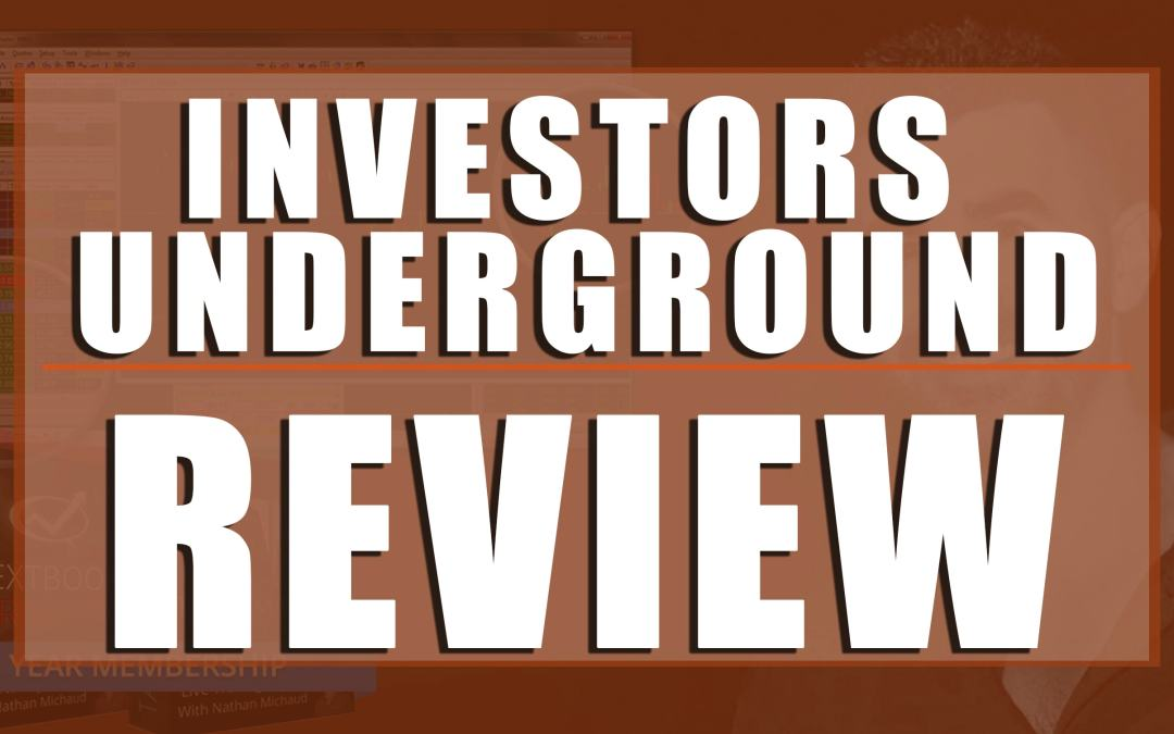Investors Underground Review – 3 Years Later