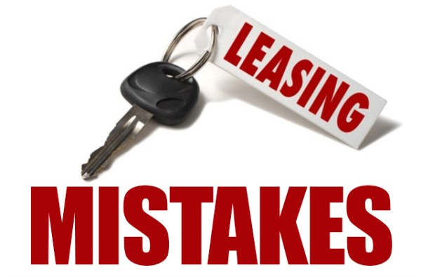 Car Leasing Mistakes to Avoid