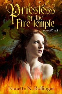 Priestess of the Fire Temple, Fiction Fantasy