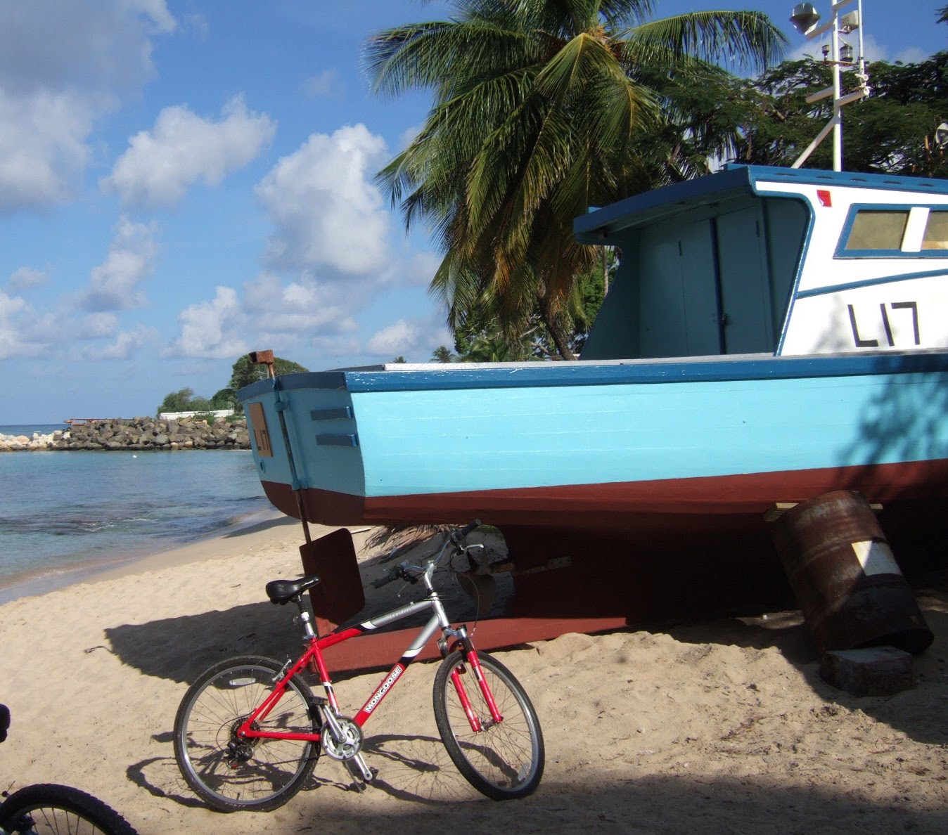 Barbados- How I ended up on the Missing People's List
