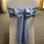 Sash Tying - Bow
