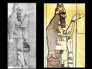 Dagon fish god ancient mysteries forbidden history