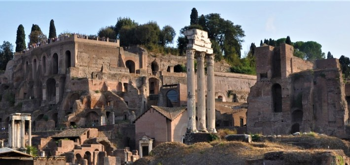 italy itinerary paalentine hill rome