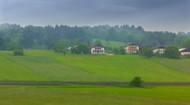 train view germany