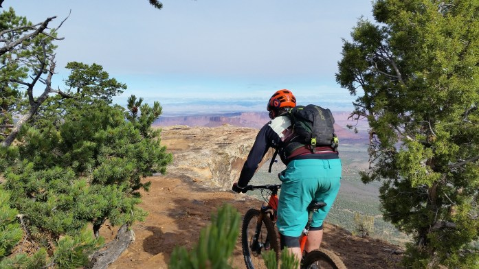 mountain biking moab utah