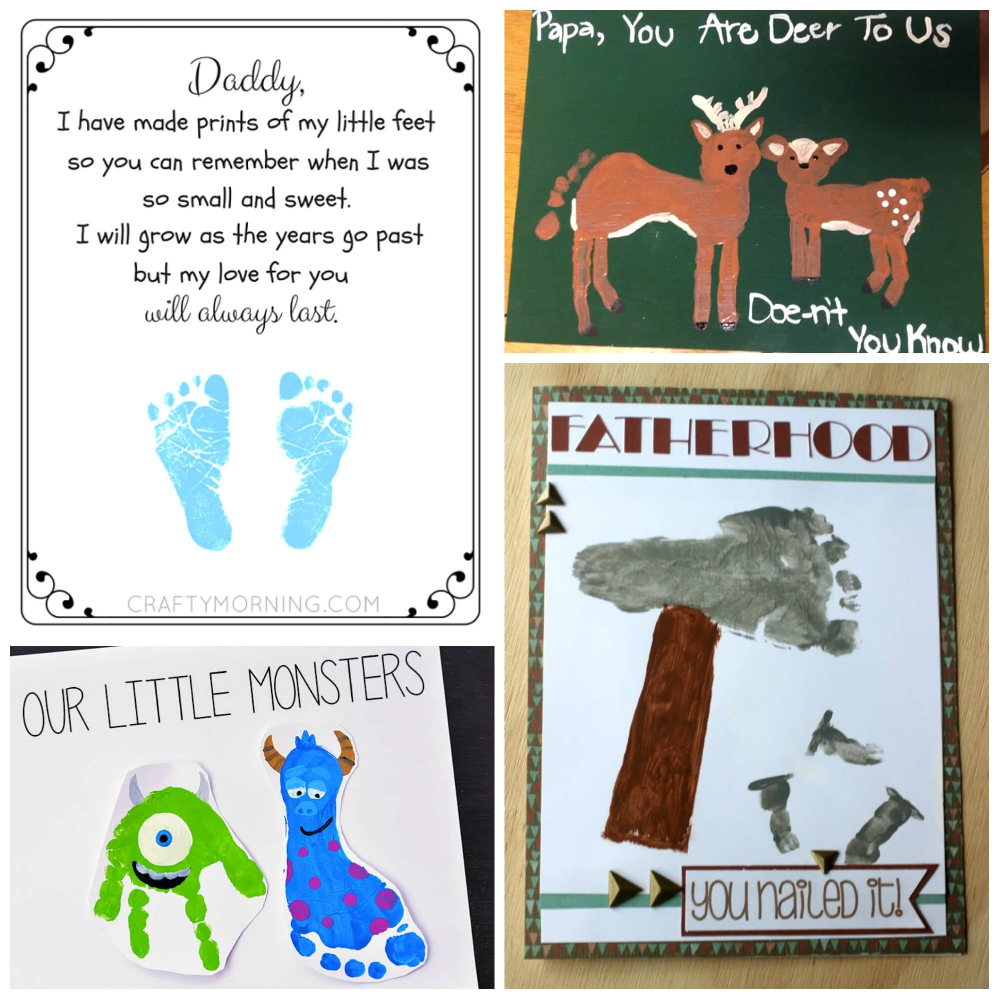 Father S Day Ts Kids Can Make