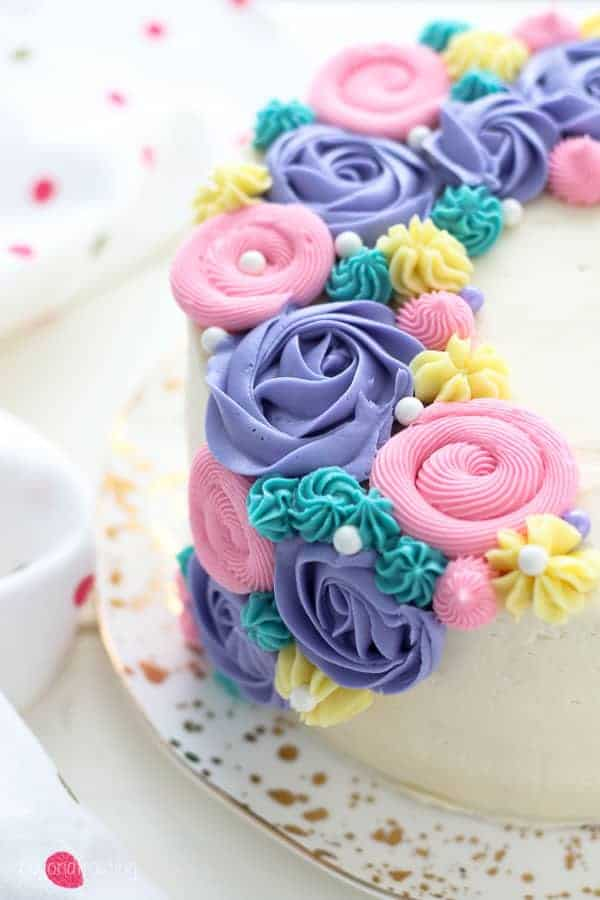 How To Make Thick Icing For Decorating Cakes ...