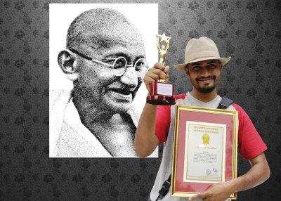 Golden Book of World Record_Wajid Khan