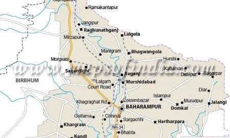 Courtesy: Maps of India