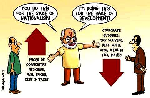 Development Vs Nationalism