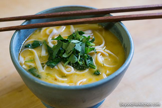Tibetan Dara Thukba, thukpa, Buttermilk Noodle soup