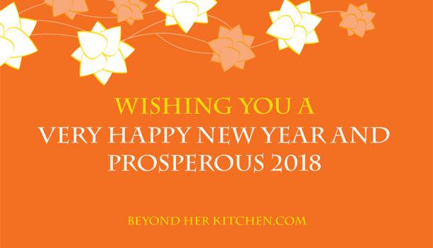 New year wish, life celebration, Tibetan food celebration