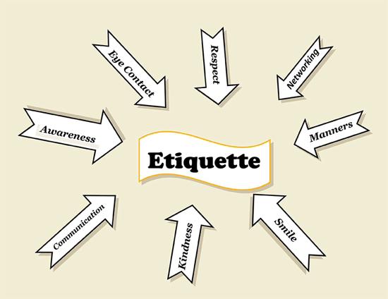 Etiquette® (2/6)