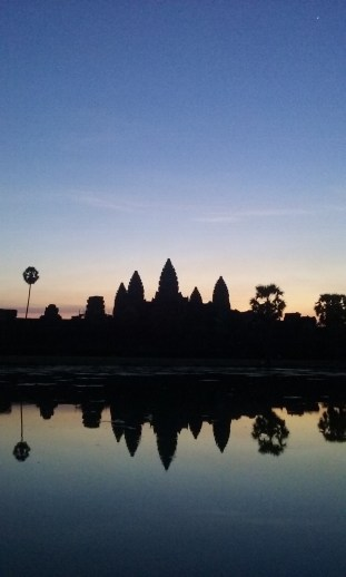 16. Angkor Wat – the largest religious monument in the world, it covers 500 acres and was completed in the middle of the 12th The five towers rising about Angkor Wat are known as Bakan, were once only open to the king and high priests, and were incredible to explore.