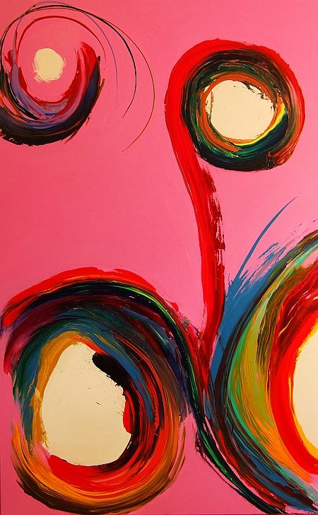 Art Work paintings Beyond Language