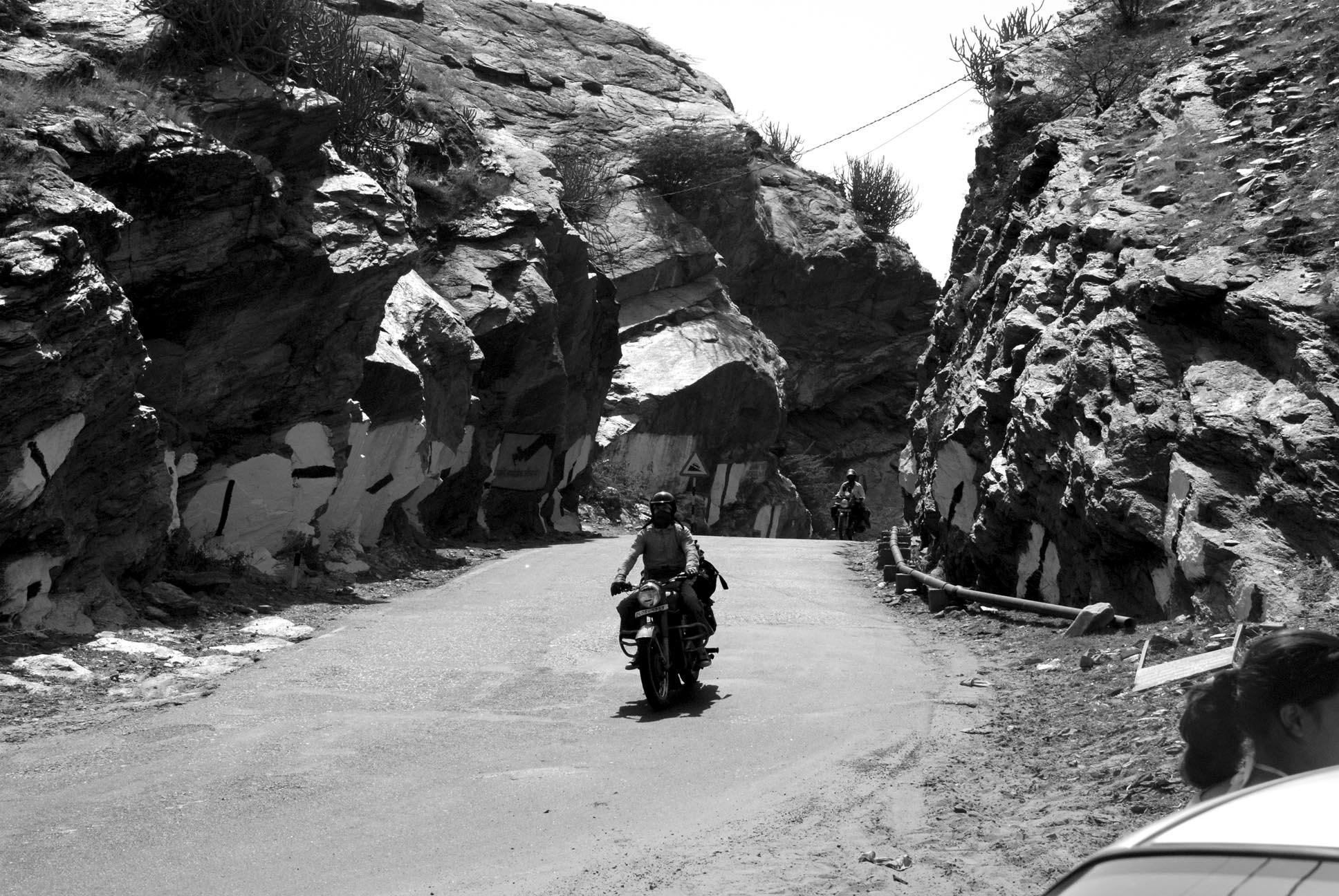 Gateway to Pushkar!
