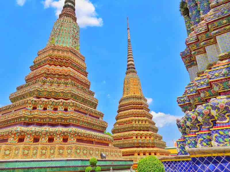 Temples in Asia