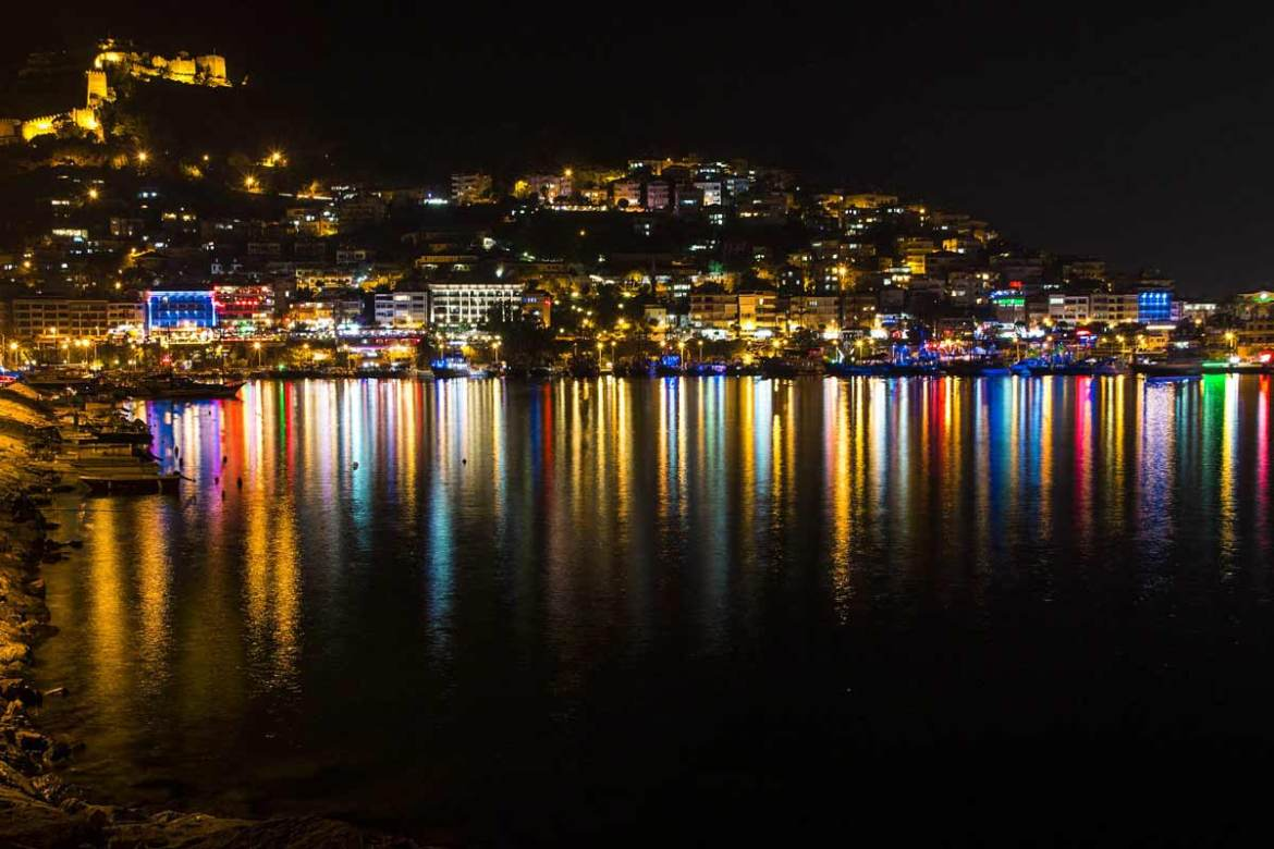 alanya antalya turkey nightlife