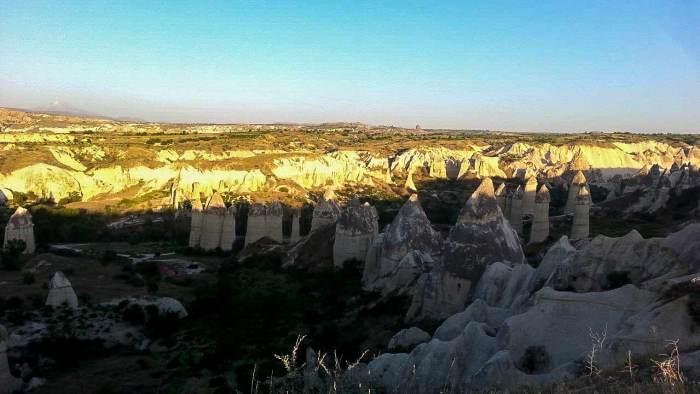 Cappadocia geoformation