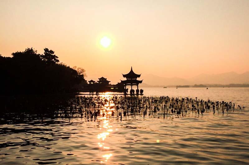 westlake-hangzhou-sunset-beautiful-places-in-china