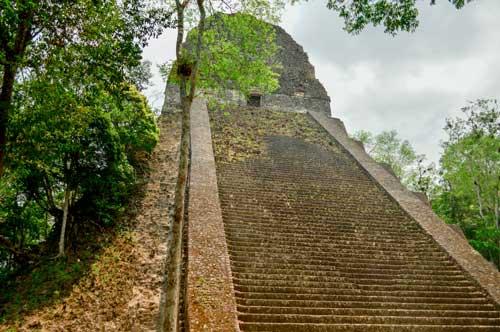Tikal ruins