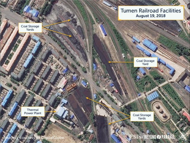 Making Solid Tracks: North Korea's Railway Connections with