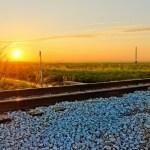 Photo credit: Matt Acevedo's Flickr photo stream. Railroad Near Krome at Sunrise. https://www.flickr.com/photos/130441601@N08/16428347166/in/photostream/