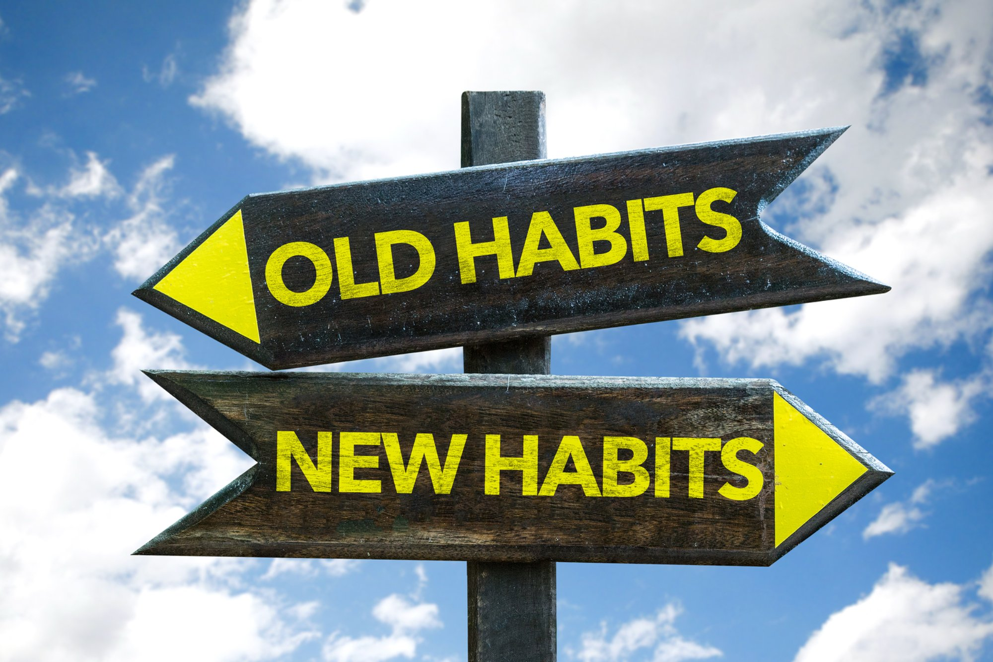 Secrets For Breaking Bad Habits