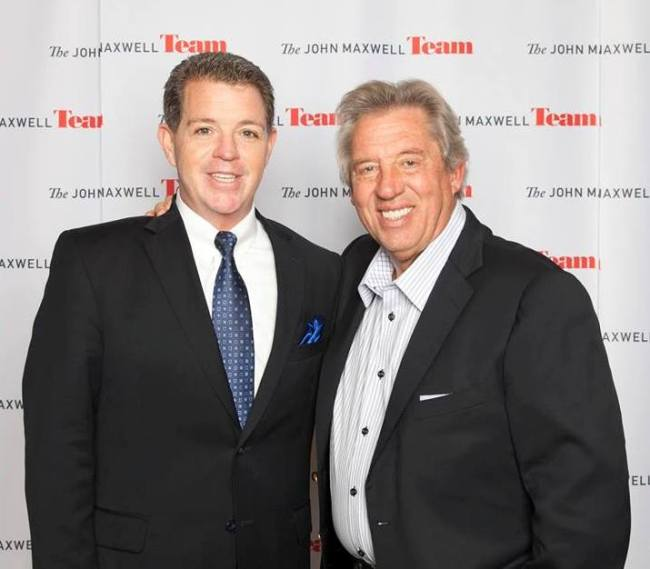 John C Maxwell with Dave FergusonLeadership