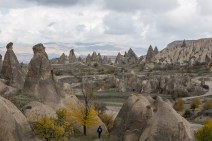 his is Cappadocia