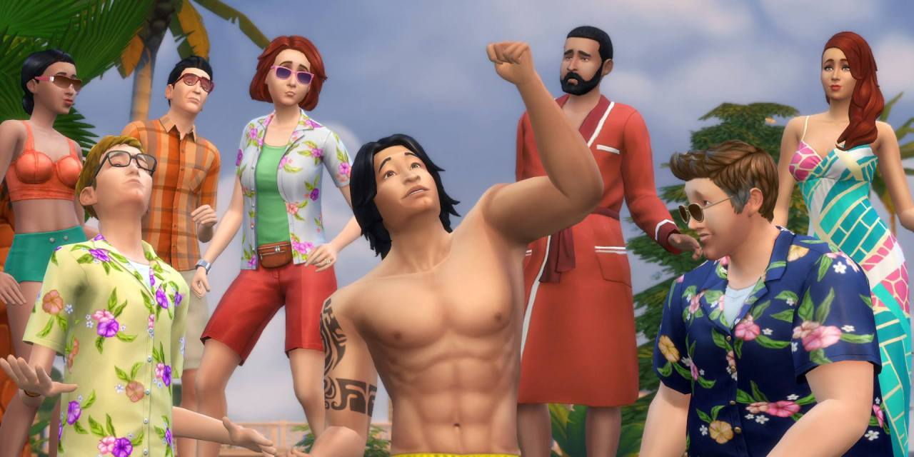 The Sims 4: Game Update (21st October 2014)