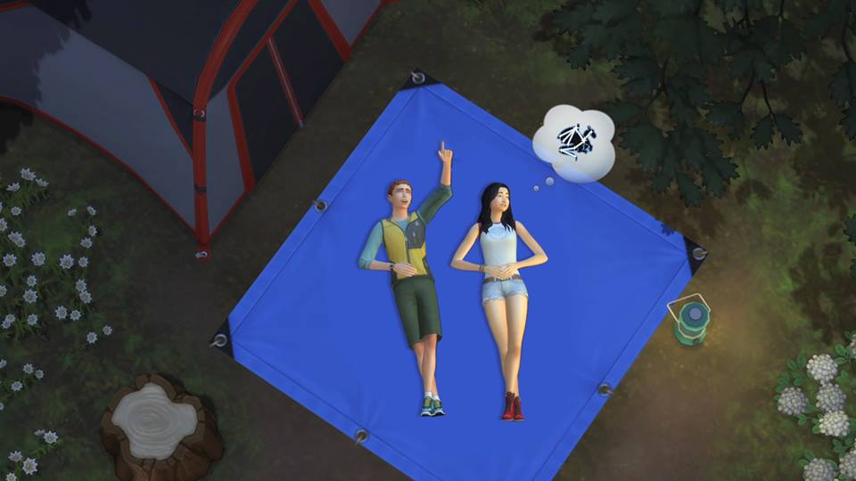 The Sims 4 Outdoor Retreat: Everything We Know So Far