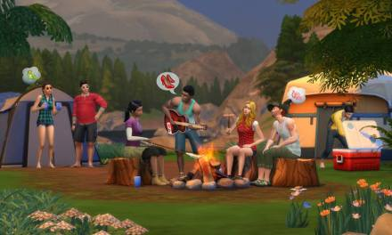 The Sims 4: First Screenshot of 'Outdoor Retreat'