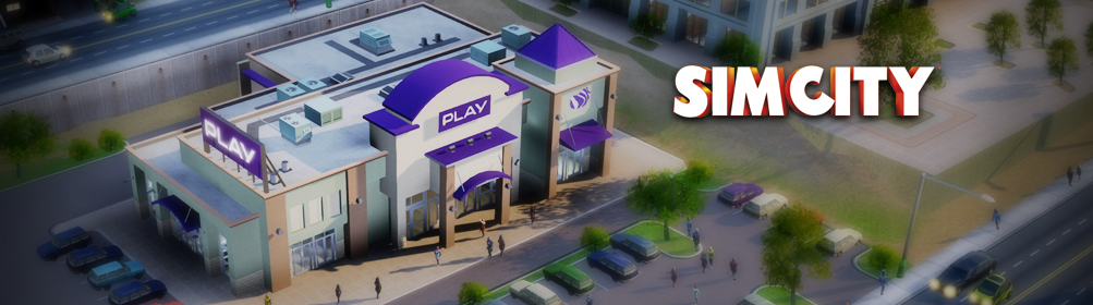 "SimCity Store ""Play"" DLC is available for Download"