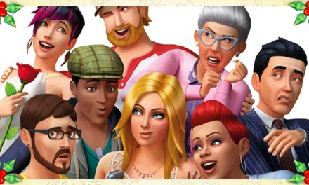 12 Days of Simsmas (Sims 4 Version)