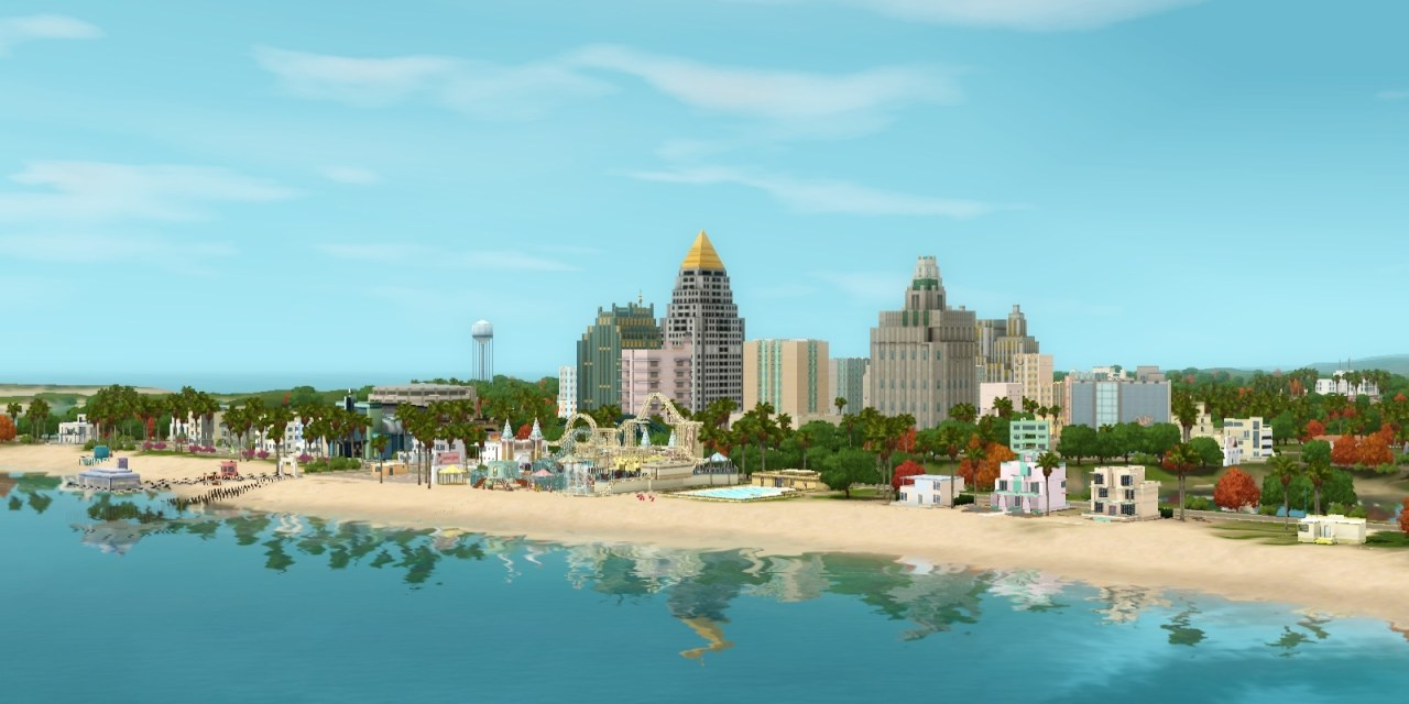 Sims 3 Store: Roaring Heights Review