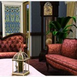 Sims 3 Store: The Now & Then Century Manor