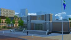 Police Station for the Detective Career