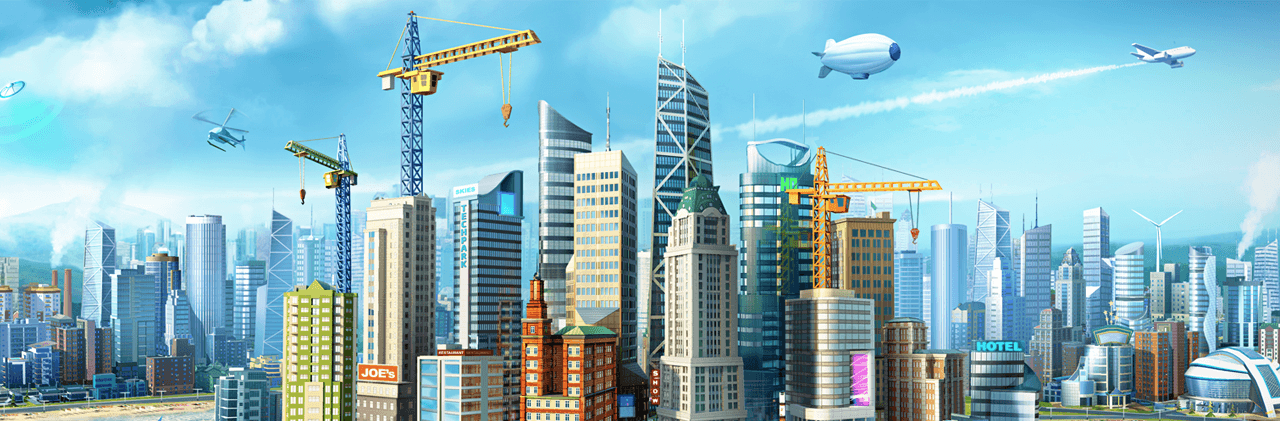 SimCity BuildIt Summer Sports Update; Coming June 26th