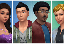 The Sims 4 on Console