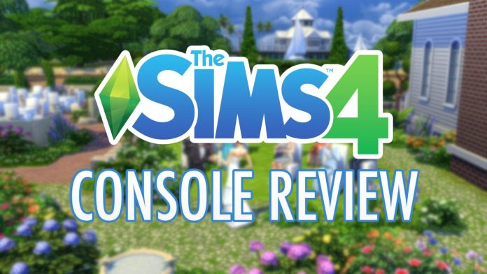 The Sims 4 on Console Review