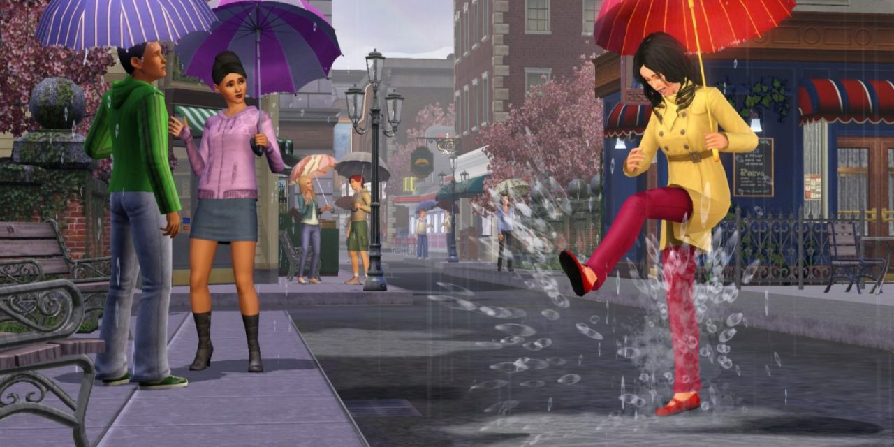 Could Seasons Be The Next Expansion Pack for The Sims 4?