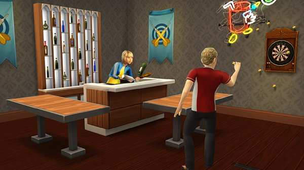 Summer Throwdown League Event Arrives for The Sims Mobile