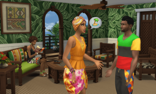 Free Caribbean Game Update Arrives for The Sims 4